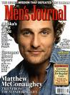 mens journal cover